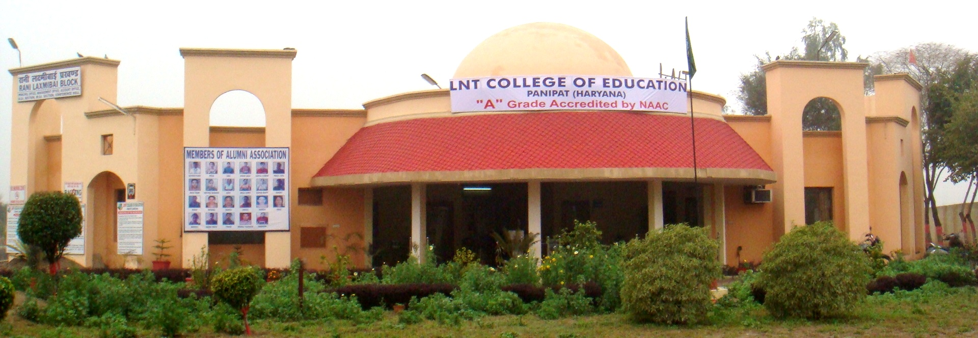 Brief History of Laxmi Narayan Tayal College of Education, Panipat Welcome to LNT College of Education